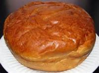 Bread - Sweet Bread -  Massa Sovada (portuguese Sweetbread)