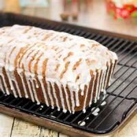 Bread - Sweet Bread Christmas Eggnog Loaf