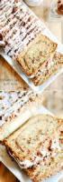 Bread - Sweet Bread Cinnamon Swirl Quick Bread