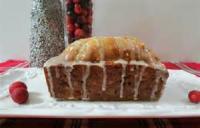 Bread - Sweet Bread Eggnog Quick Bread
