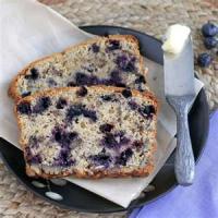 Bread - Sweet Blueberry Pecan Bread