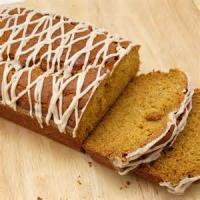 Bread - Sweet Bread -  Delicious Pumpkin Bread