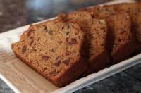 Bread - Sweet Bread Date And Nut Bread