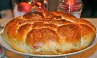 Bread - Sweet Bread Christopsomo
