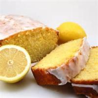 Bread - Sweet Bread Lemon Loaf
