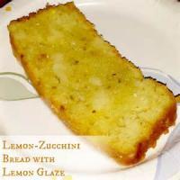 Bread - Sweet Bread Lemon Nut
