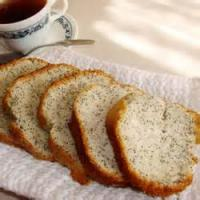 Bread - Sweet Bread Nut And Poppy Seed Rolls