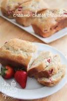 Bread - Sweet Bread Strawberry Cheese