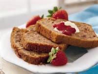 Bread - Sweet Bread Strawberry Nut Bread