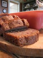 Bread - Sweet Bread Strawberry Pecan Bread
