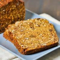 Bread - Sweet Bread Pumpkin Nut