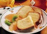 Bread - Sweet Bread Orange Loaf