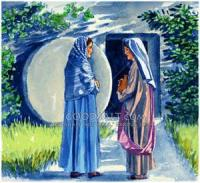 Mary Magdalene And The Other Mary