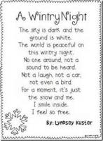 A Wintry Sonnet