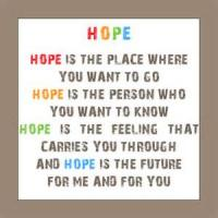 To Hope