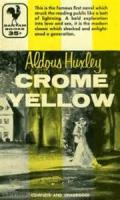 Crome Yellow - Chapter XXV