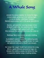 A Whaling Song