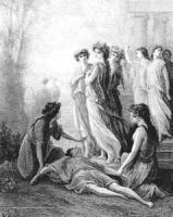 Daphnis And Alcimadure