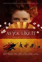 As You Like It - ACT III - SCENE II