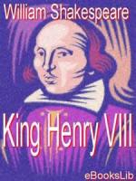 King Henry Viii - EPILOGUE