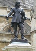 Cromwell's Statue