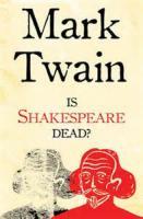 Is Shakespeare Dead? - Chapter VIII