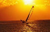To The Sun-set Breeze