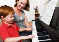 The Child's Music Lesson