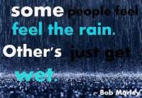 A Rain-dream