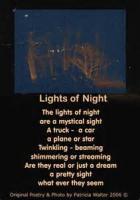 Night In May