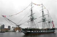 To The Boston Frigate, On Leaving Halifax For England