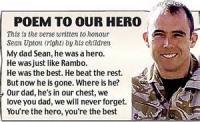 Grief's Hero