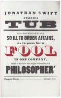 A Tale Of A Tub - The Tale of a Tub - Section IX - A Digression Concerning The Original...