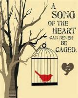 The Caged Bird's Song