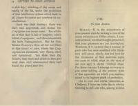 Letters To Dead Authors - Letter To M. Chapelain