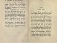 Letters To Dead Authors - Letter To Sir Walter Scott, Bart.