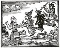 The Witch, A Dramatic Sketch Of The Seventeenth Century