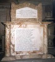 Epitaph Inscribed On A Marble Tablet, In Berkeley Church