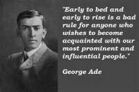 George Ade