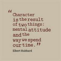 Mental Attitude