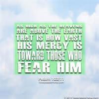 Psalm 36:1 (high In The Heavens, Eternal God)