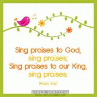 Psalm 47 (o For A Shout Of Sacred Joy)