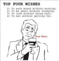 The Four Wishes