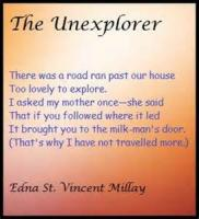 The Unexplorer