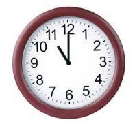 Ten O'clock And Four O'clock