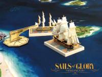 Sailing Of The 'glory'