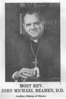 In Memoriam (father Keeler)