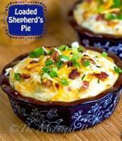Casseroles - Beef Sheperd's Pie