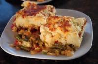 Casseroles - Beef One Dish Dinner