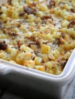 Casseroles - Breakfast -  Potato Breakfast